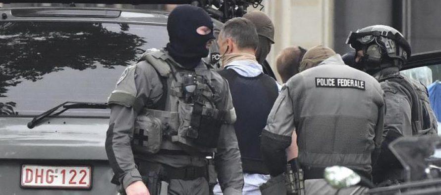 Coppia fermata in Belgio, preparava attacco in Francia