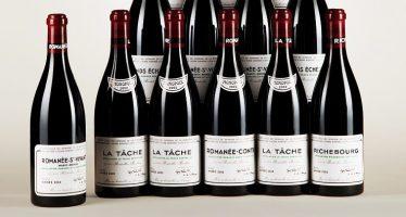 Nicola Lucca e la conoscenza del vino Romanée-Conti