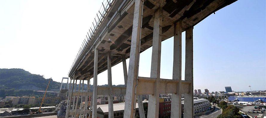 Ponte Morandi, istituito in Regione il pool di esperti