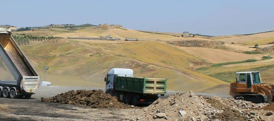 Discarica di Camastra. Indagata l'elìte della bonifica di rifiuti