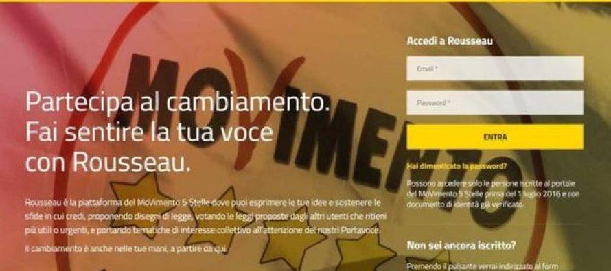 Nuovo attacco hacker a piattaforma del M5S: rubati i dati di alcuni donatori