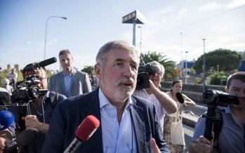 Marco Bucci è il commissario per la ricostruzione del ponte Morandi