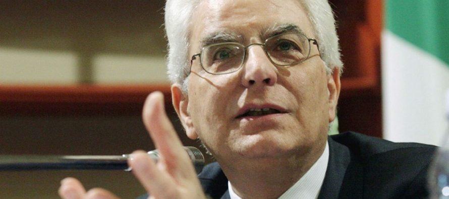 Mattarella: no credenze antiscientifiche