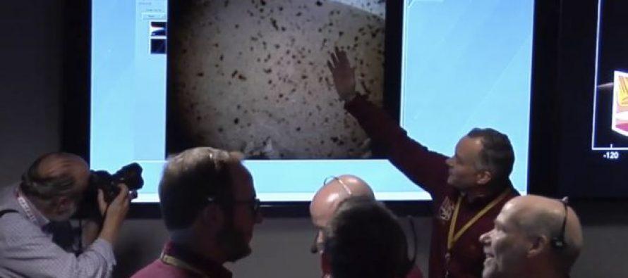 Marte: la Nasa fa atterrare il robot InSight per studiare l'interno del pianeta
