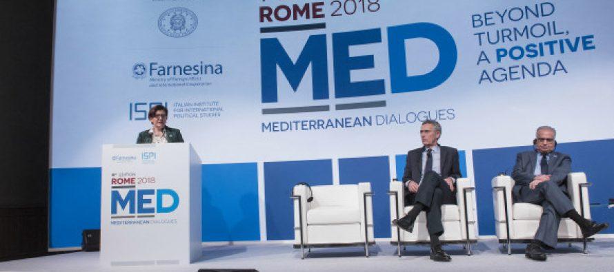 MED 2018: Trenta, uniti per sconfiggere definitivamente l'ISIS