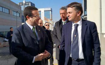 Genova, un nuovo distaccamento dei Vigili del fuoco nel Levante