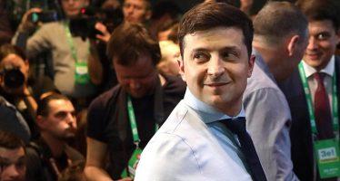Ucraina: exit-poll, Zelensky vince con il 73,2%