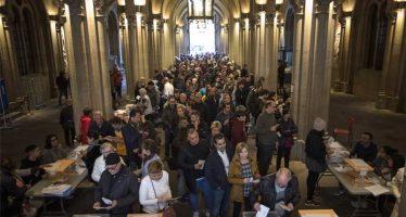 Affluenza record alle elezioni in Spagna