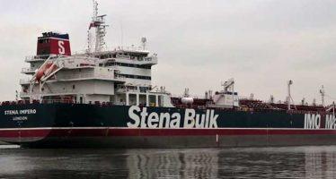 Petroliera britannica sequestrata dall'Iran nello Stretto di Hormuz