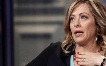 Stalker cercava Giorgia Meloni. Arrestato