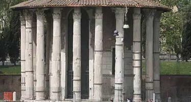 Il tempio di Vesta a Roma