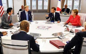 Il g7. Cos'è e come è nato