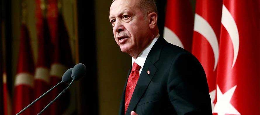 Erdogan: la Turchia ha arrestato la moglie del leader ISIS Baghdadi