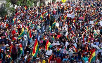 Bolivia. Elvo Morales si dimette