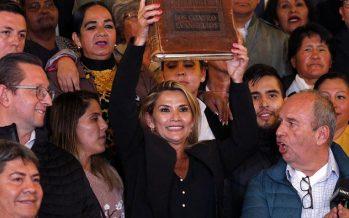 Bolivia. Jeanine Añez promette presto nuove elezioni