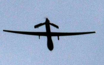 Iran. Abbattuto drone straniero non identificato