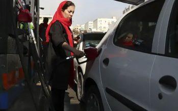 L'Iran aumenta i prezzi della benzina del 50%