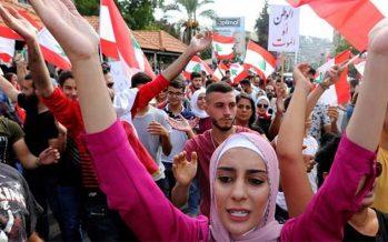 Libano. Le proteste mettono in pericolo il potere