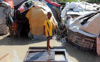 Devastanti inondazioni  nel Corno d'Africa