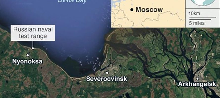Mistero missilistico: quale arma stava testando la Russia nell'Artico?