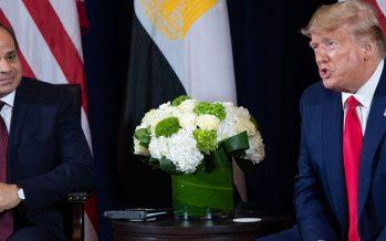 Gli Stati Uniti minacciano l'Egitto per l'accordo sulle armi russe