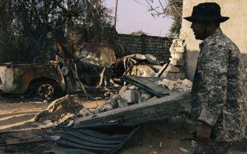 Impronte del Cremlino hanno intensificato la guerra in Libia
