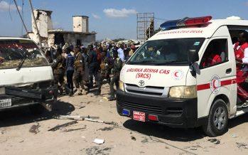 Esplosione ad un posto di blocco a Mogadiscio oltre 60 morti