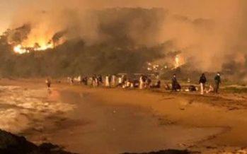 Australia. Incendi minacciano città già state bruciate