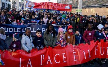 In migliaia alla marcia della Pace
