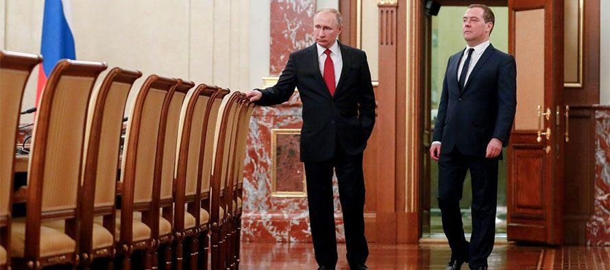 Putin consolida il suo potere