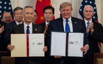 Stati Uniti e Cina riusciranno a rispettare gli accordi?