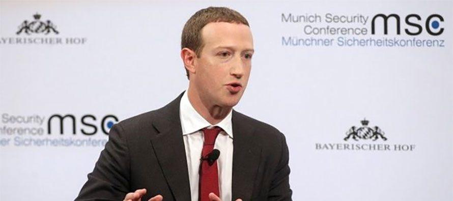Facebook sollecita una regolamentazione più severa
