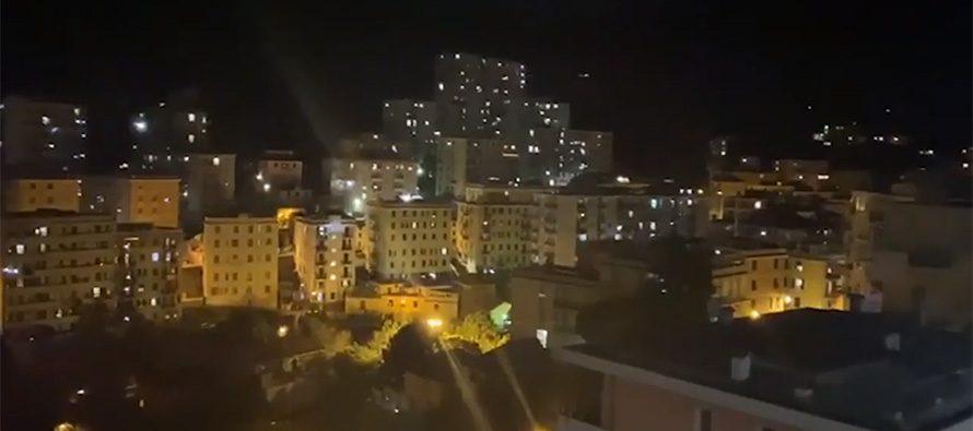 Coprifuoco a Genova. L'ordinanza del sindaco Bucci
