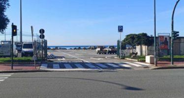 Genova, Foce. Nuovo parcheggio gratis da 280 posti