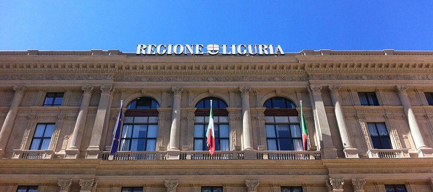 Regione Liguria: bando peer collegare l'Europa. Cef Transport Map
