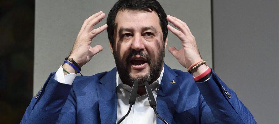Salvini: non posso fare ciò che voglio