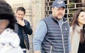 Da Zaia: stop a passeggiate a Salvini in giro con fidanzata