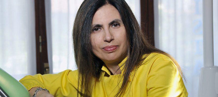 Isabella Lamperini. Studio dentistico a Terni