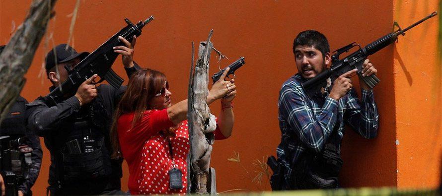 Il Messico in balia delle gang della droga
