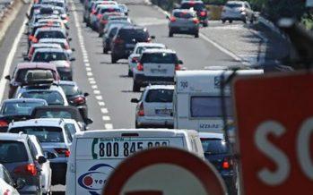 Liguria. A12 in tilt, code e caos in autostrada