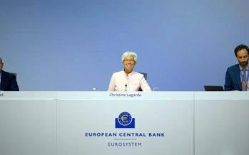 Bce: ripresa Eurozona resta parziale e disomogenea