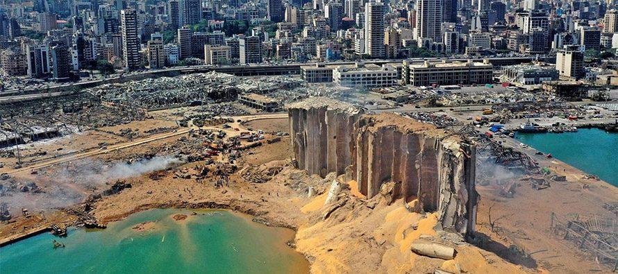 Beirut. Perché tonnellate di esplosivi sono stati immagazzinati nel porto?