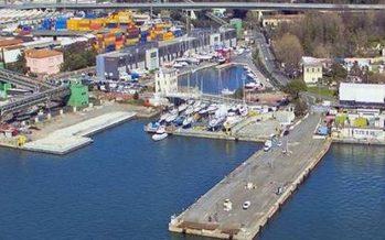 La Spezia, Molo Pagliari: ancora rallentamenti nei lavori