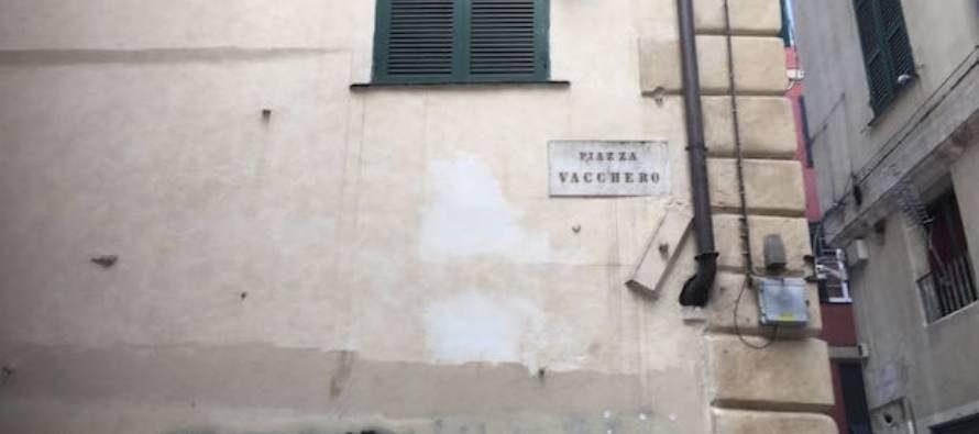 Genova, Centro Storico: residenti disperati per mercatino abusivo