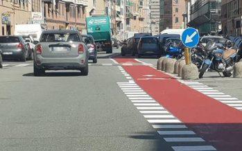 Piste ciclabili Genova, a settembre lavori per raggiungere stadio