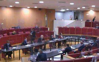 Consiglio regione Liguria ricorda Luciano Sanna