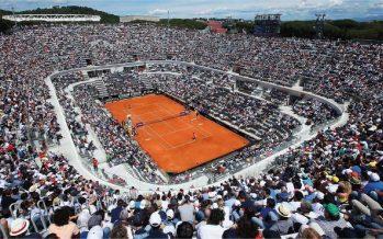 """Il nuovo Campo Centrale, il """"Colosseo"""" del Tennis di Angelo Zampolini"""