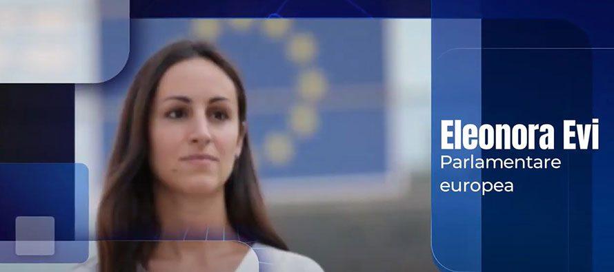 Eleonora Evi. Intervista. L'Europa e l'ambiente.