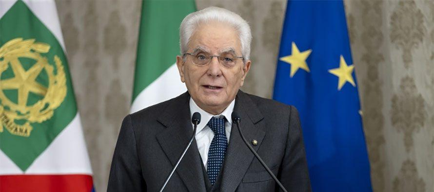 Recovery fund :Mattarella, nazionalismi non lo ritardino