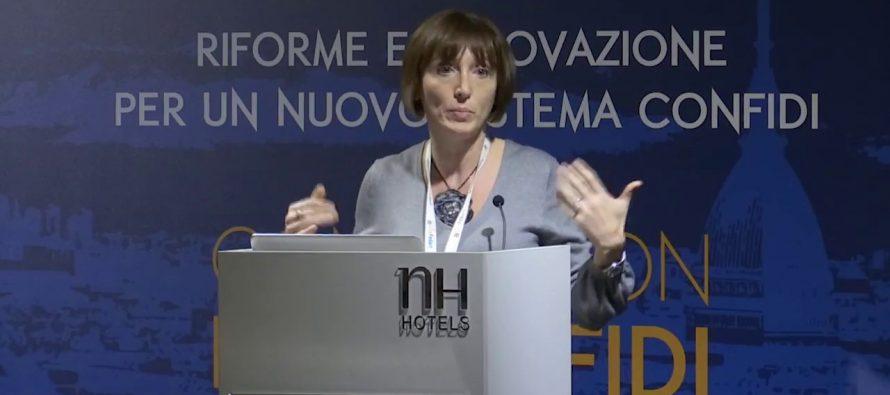 Monica Nolo, Manager Italia: Una nuova gestione d'impresa per uscire dalla crisi